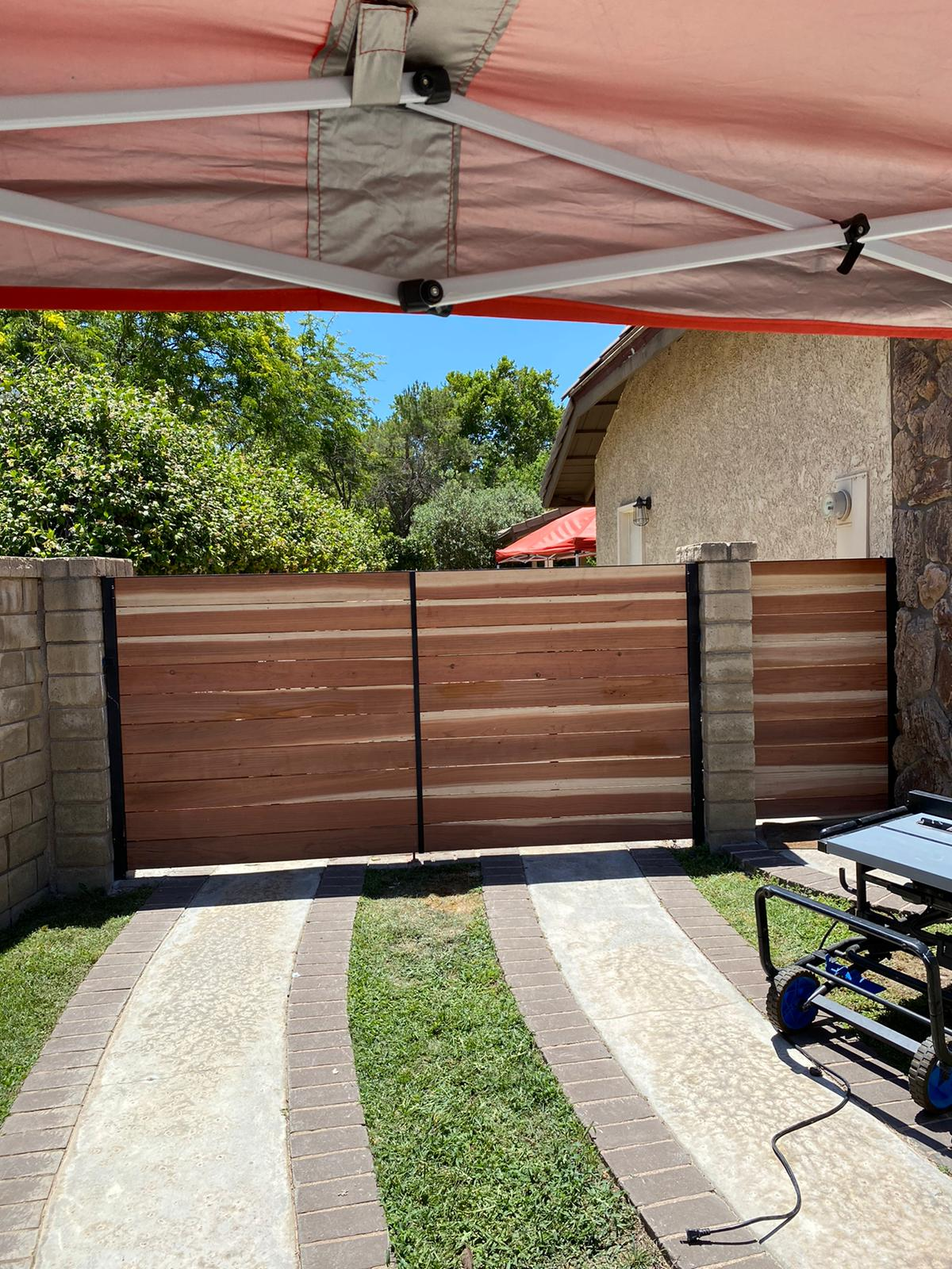Electric Gate Repair Services Los Angeles